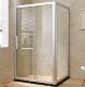 供应浴室玻璃隔干湿分区定制