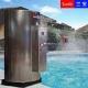 供应5个水龙头同时使用的大功率热水器