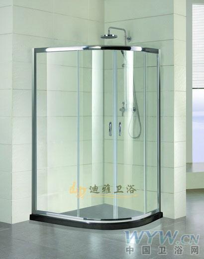 供应圆弧型淋浴房_北京市供应圆弧型淋浴房
