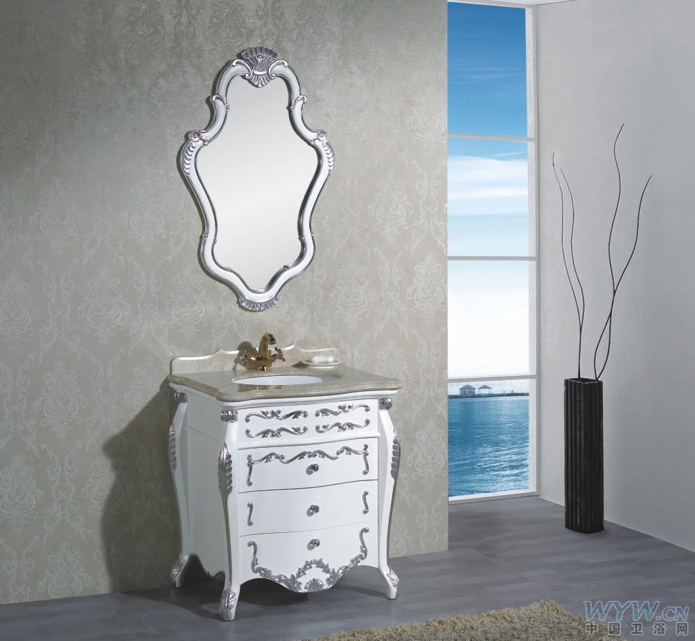 批发供应blj-8119欧式风格浴室柜